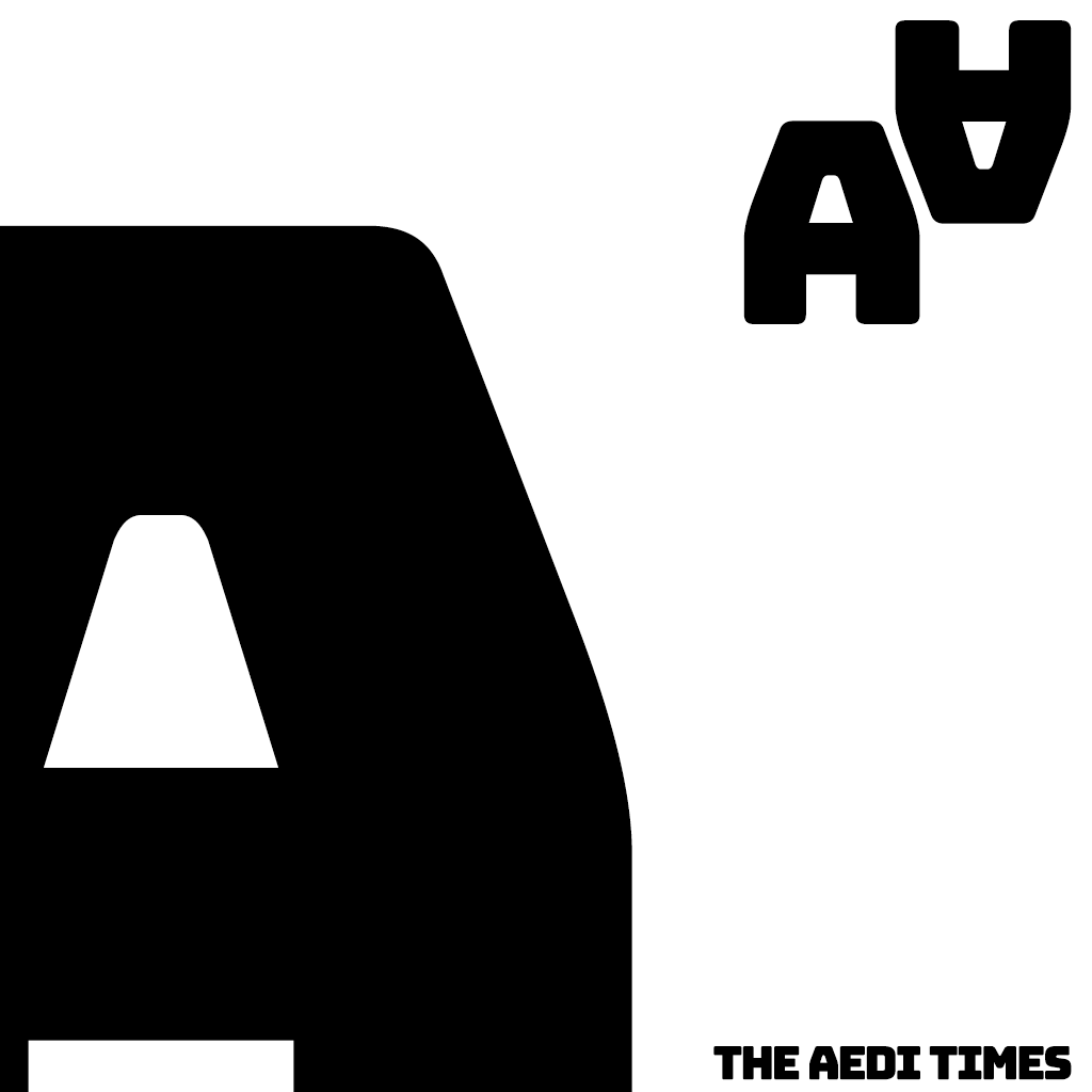 THE AEDI TIMES LOGO