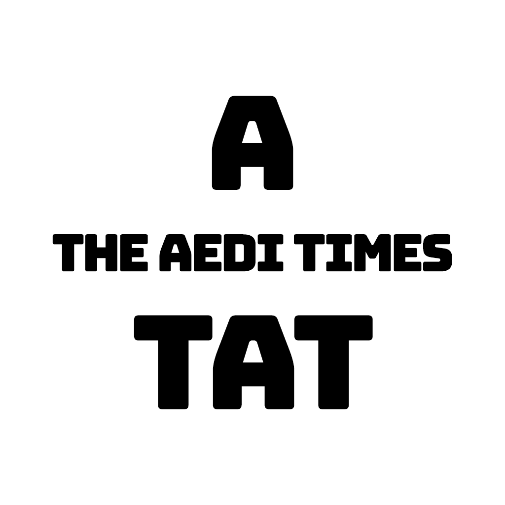 THE AEDI TIMES Logos