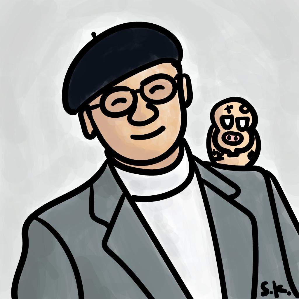 手塚治虫 Osamu Tezuka