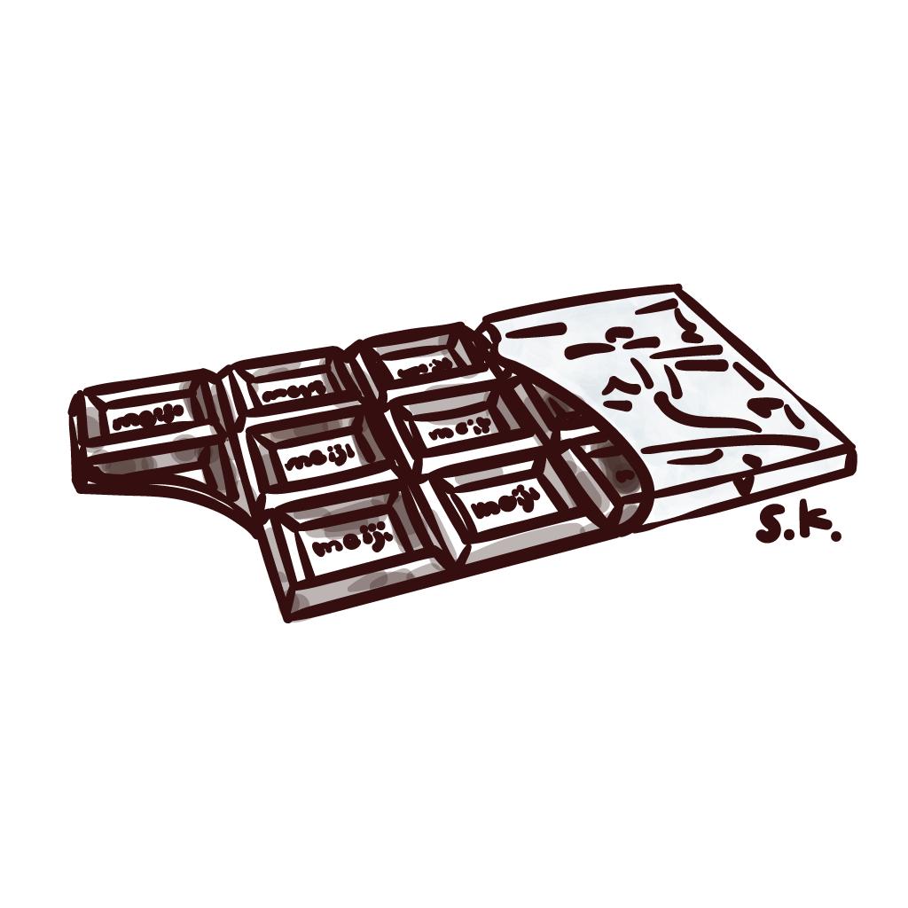 今日の一枚 October 9, 2016 Chocolate
