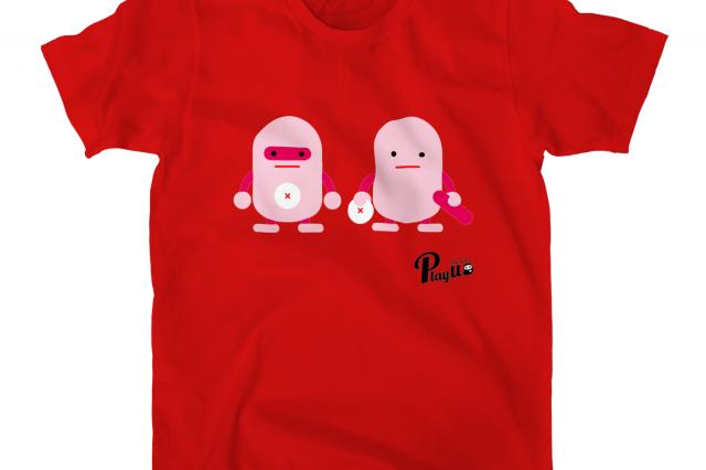 Robotee ロボティー + Tシャツ